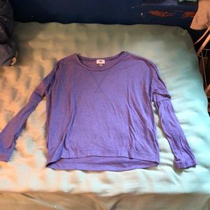 Old Navy long sleeve t shirt, M